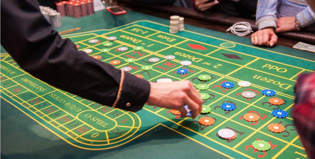 Jugar en el casino