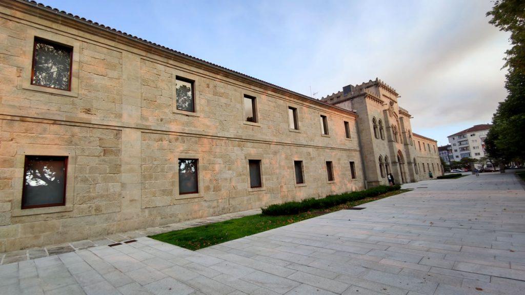 San Francisco en Ourense