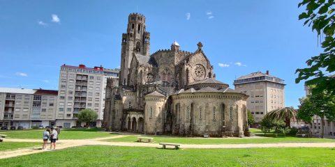Iglesia de La Veracruz en O Carballiño