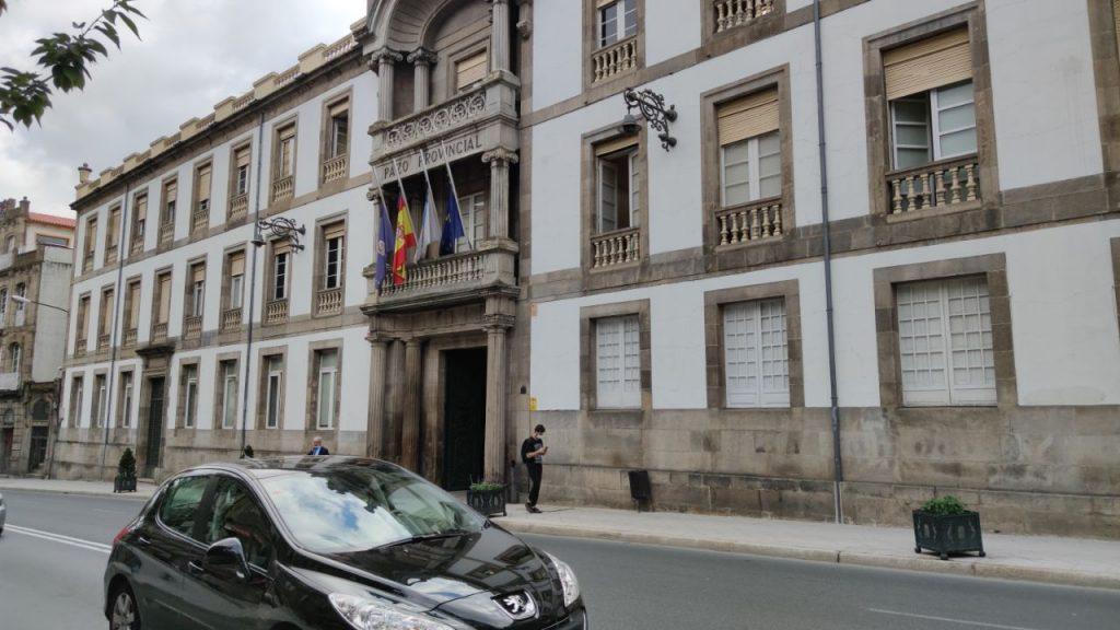 Pazo de la Diputación Provincial de Ourense