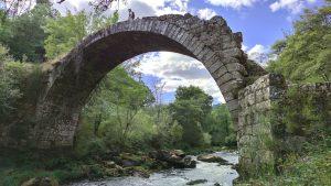 Ponte da Cruz en Boborás
