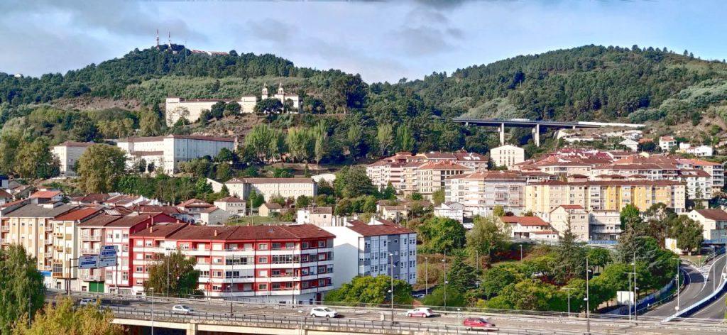 VistaHermosa con Seminario Mayor y Menor de Ourense