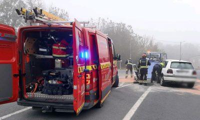 Accidente Ribadavia OU-504