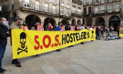 Alcalde y SOS hostelería