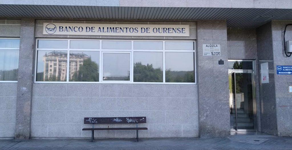 Banco de Alimentos de Ourense