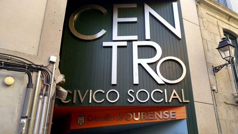 Centro cívico social en Ourense