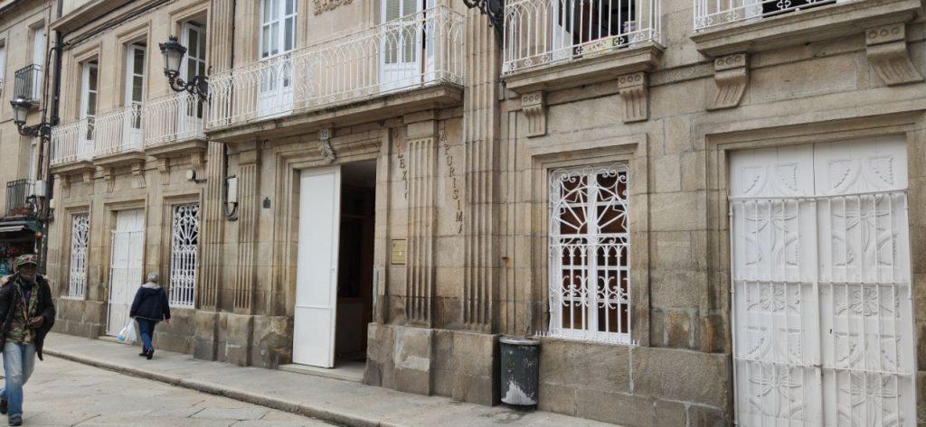 Colegio La Purísima en Ourense