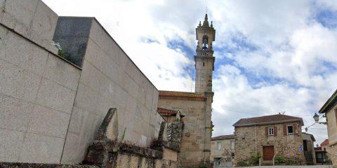 Iglesia de Seixalbo
