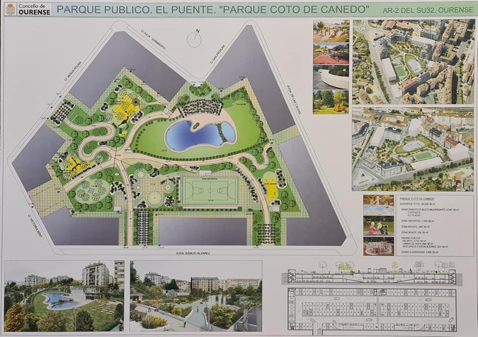 Parque Coto de Canedo