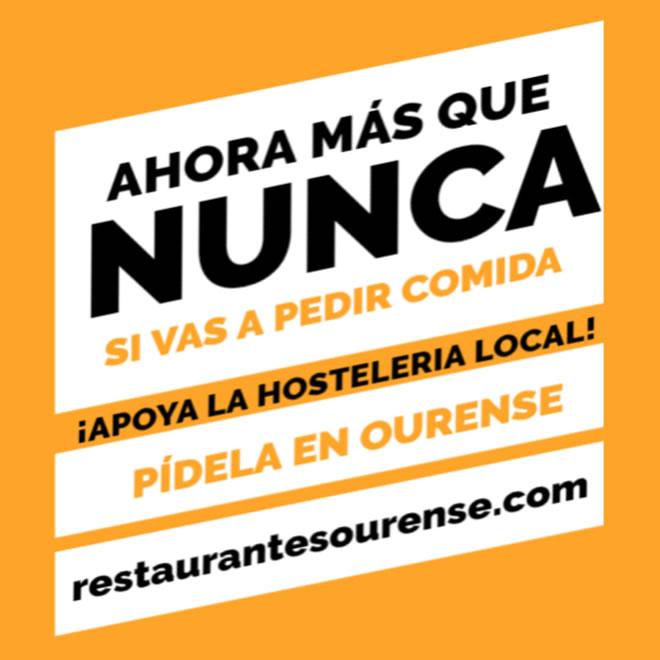 Restaurantes Ourense pide comida en Ourense