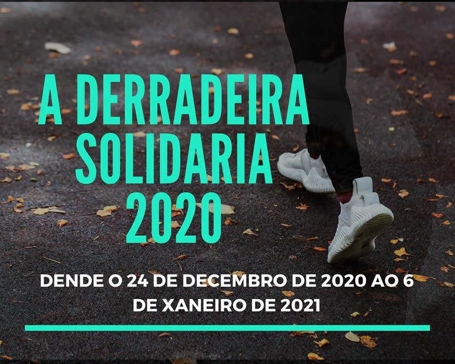 A Derradeira Solidaria 2020