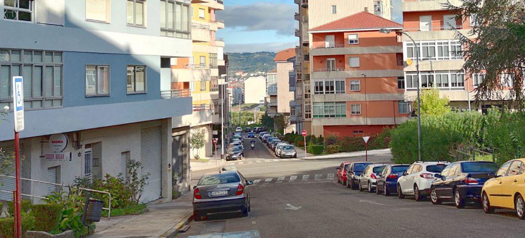 Barrio de A Cuña