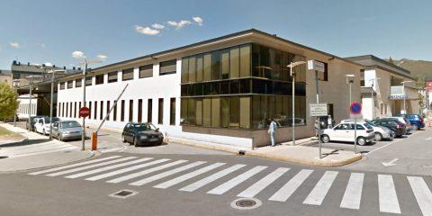 Hospital de O Barco de Valdeorras