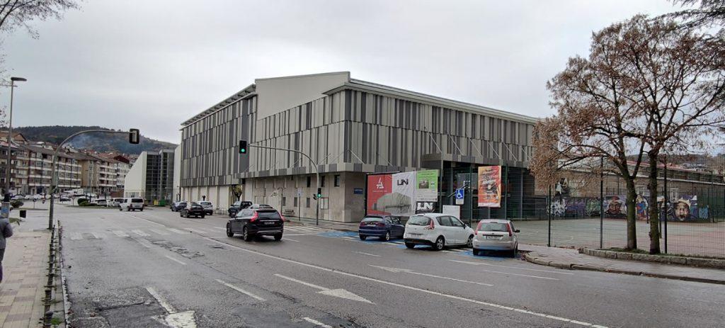 Pabellón de Os Remedios de Ourense