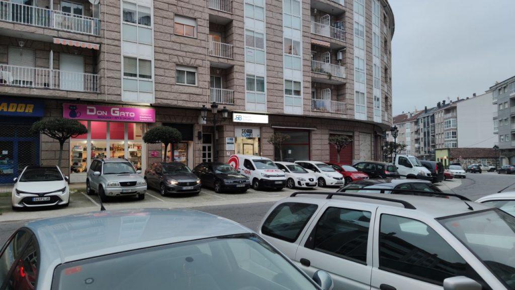 Avenida de Celanova de A Valenzá