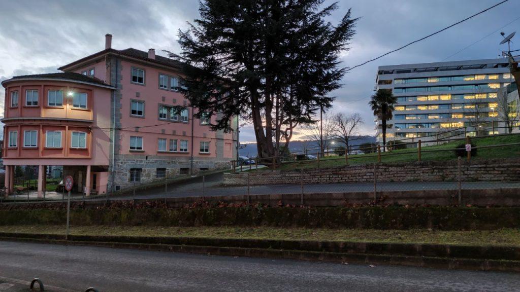 Chuo de Ourense junto a Punto de Atención Temprana