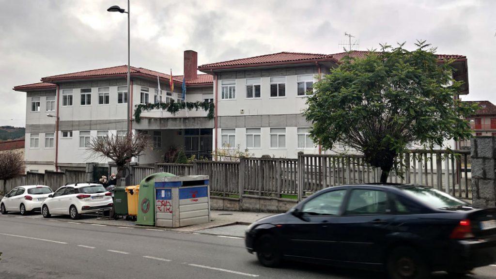 Colegio IES de Allariz