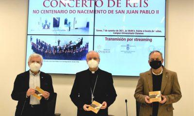 Concierto de Reyes de la Real Banda de la Deputación de Ourense
