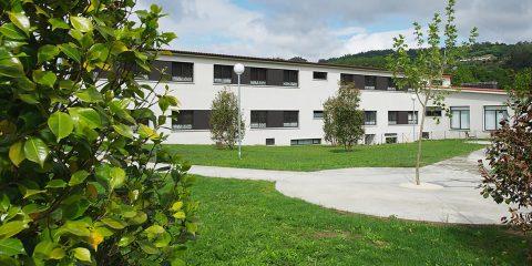 Residencia de mayores Quercus en Leiro