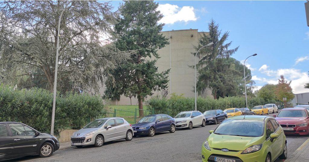 Universidad Laboral de Ourense