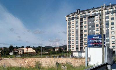 Urbanización Polvorín de Ourense