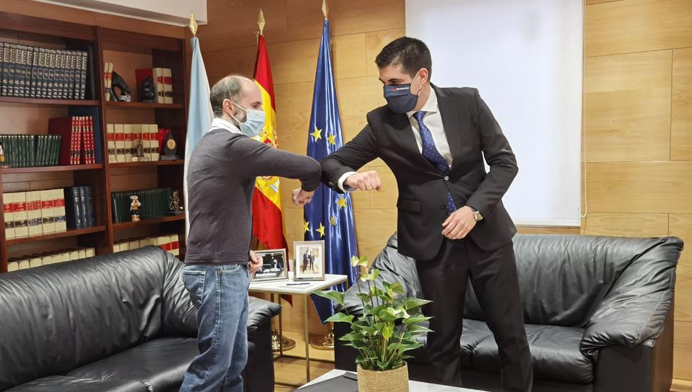 delegado territorial da Xunta de Galicia en Ourense