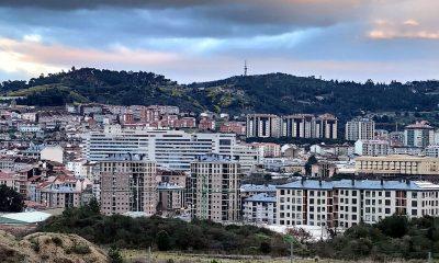 Chuo de Ourense desde O Fonsillón