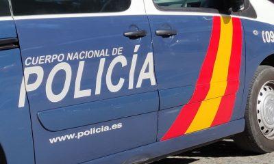 Coche del Cuerpo Nacional de Policía