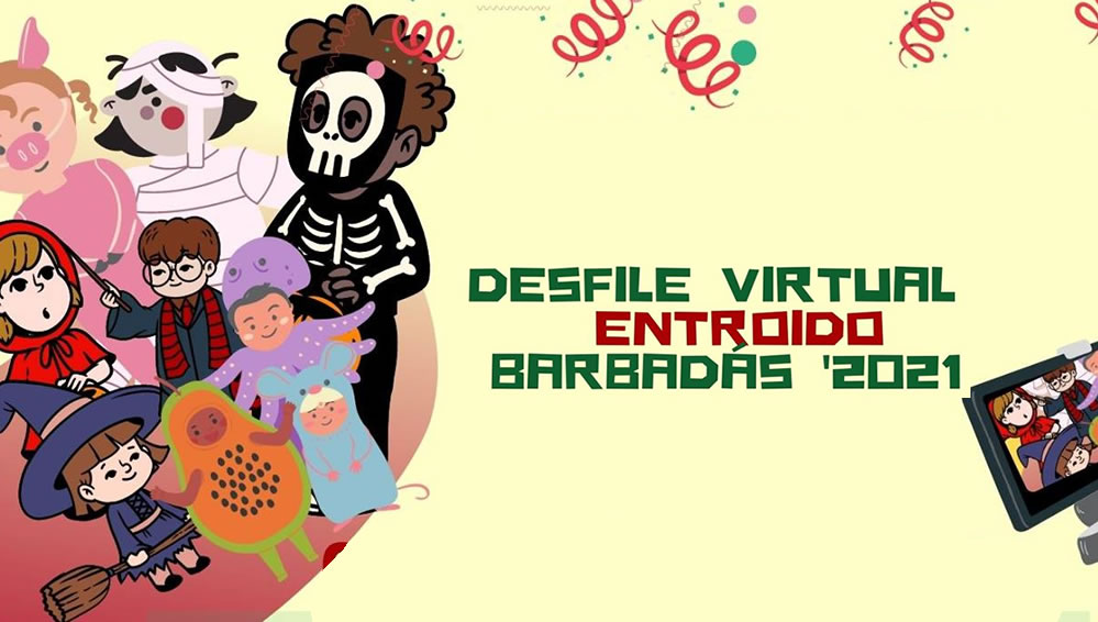 Desfile Virtual Entroido Barbadás de 2021