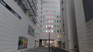 Hospital Universitario de Ourense CHUO