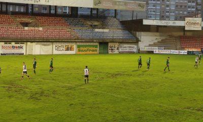 Ourense CF en el Couto