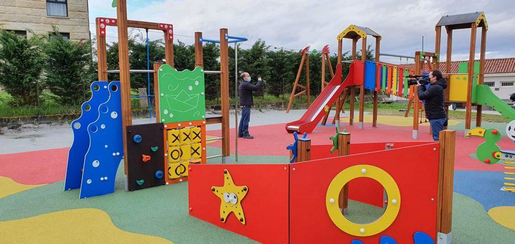 Parque Infantil de Vilar de Astrés