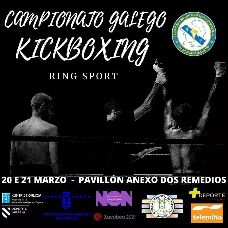 Campeonato Galego de KickBoxing Ring Sport