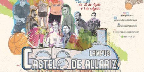 Campus Castelo de Allariz