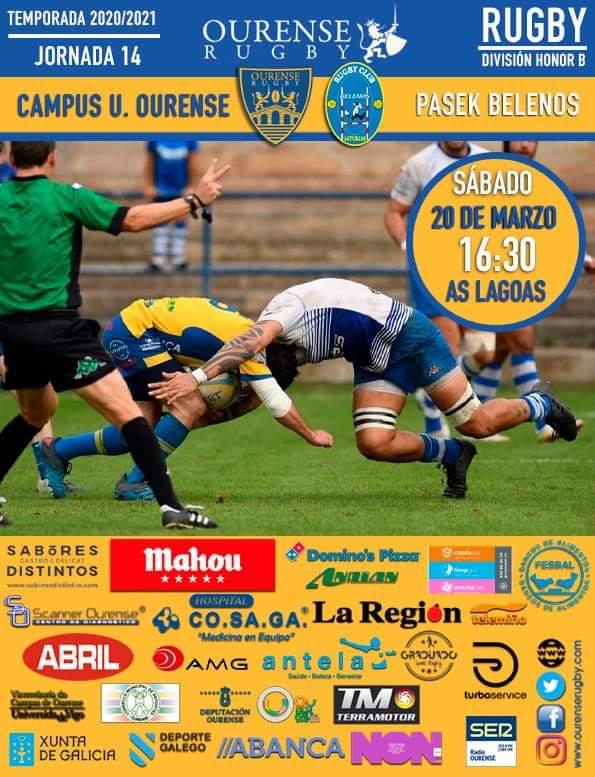 Campus U Ourense vs Pasek Belenos