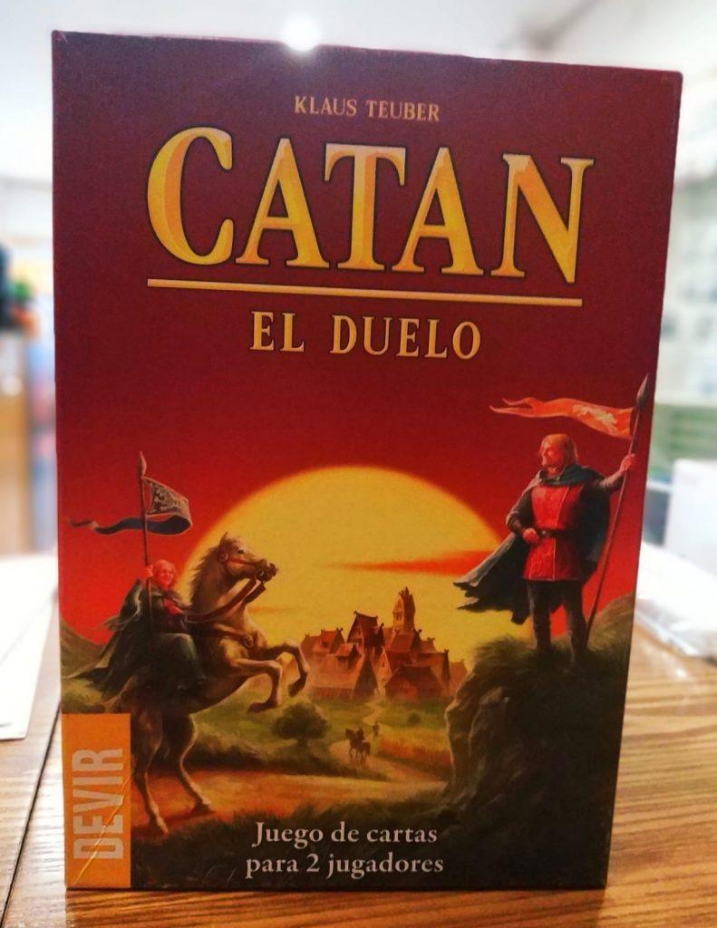 Catan El Duelo