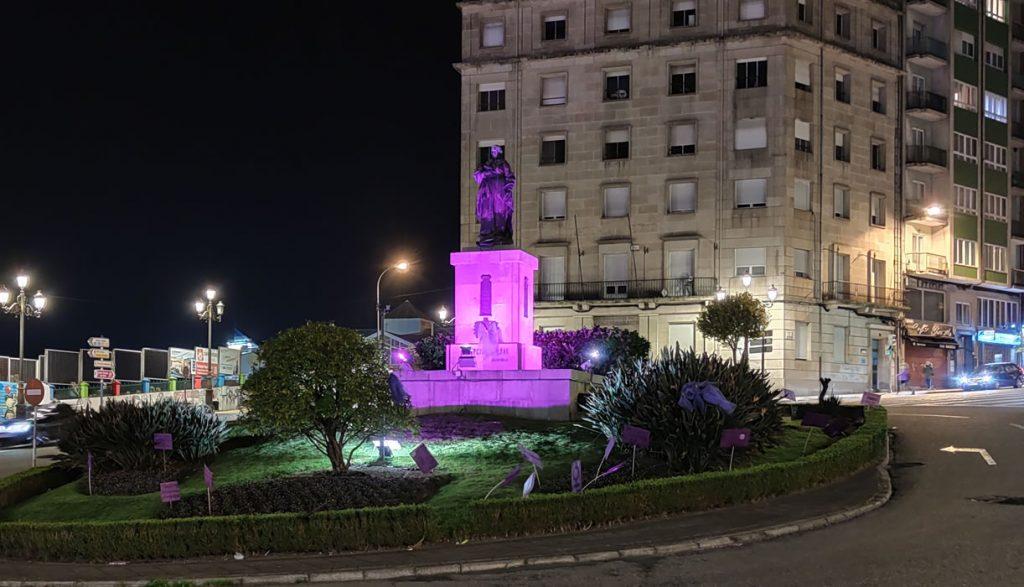 Estatua de Concepción Arenal
