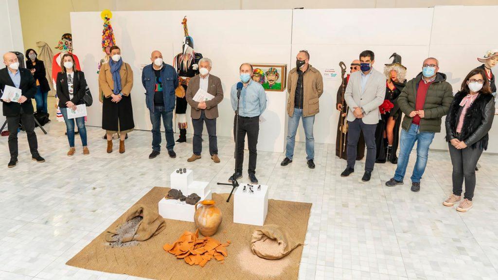 Exposición entroido de Galicia