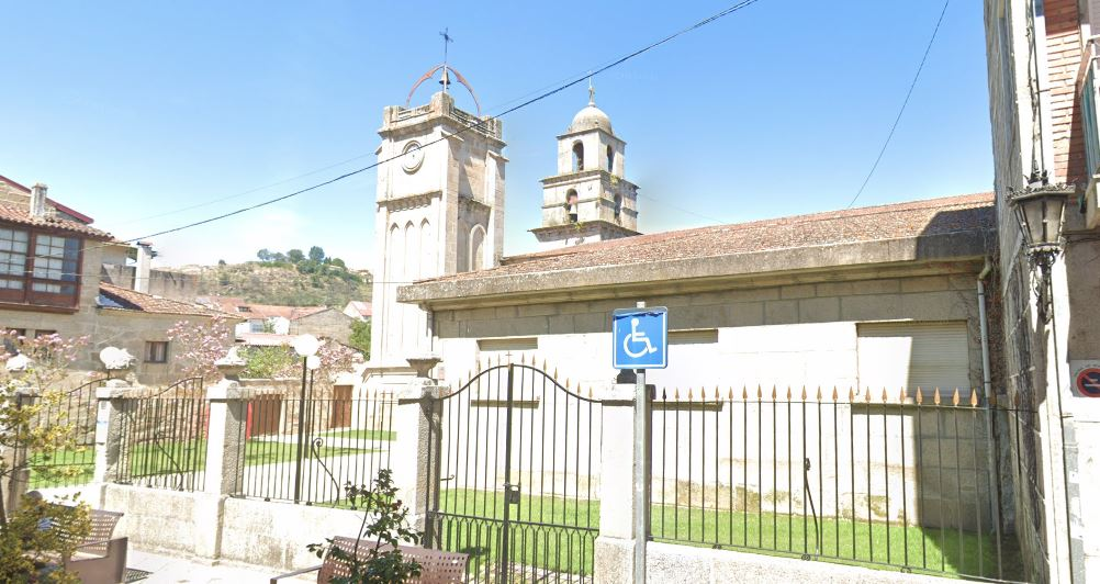 Iglesia Santa María la Mayor de Verín