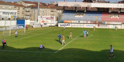 Ourense CF en O Couto
