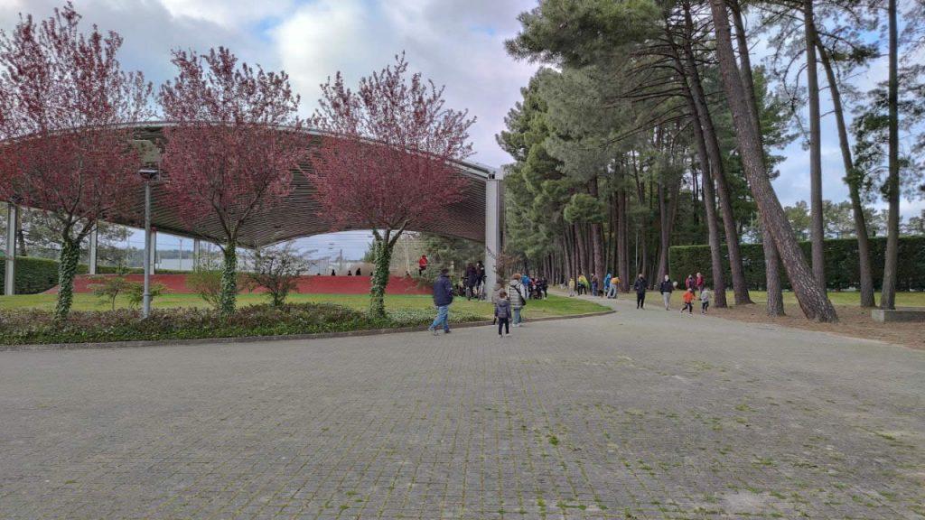 Parque de Monterrei