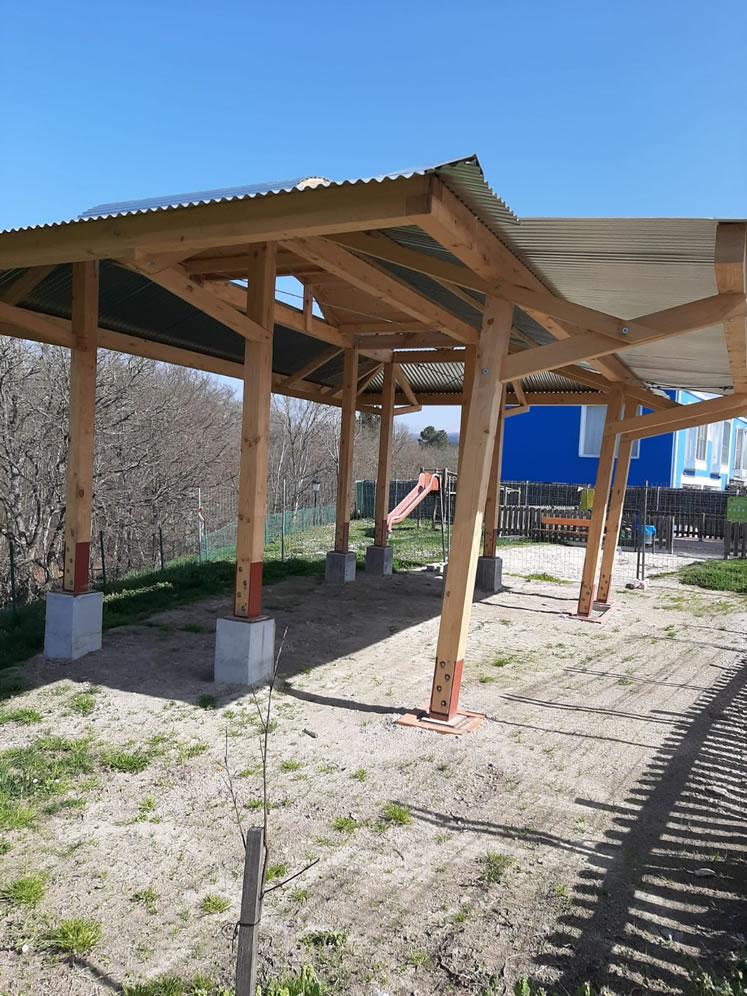 Parque de O Pereiro de Aguiar