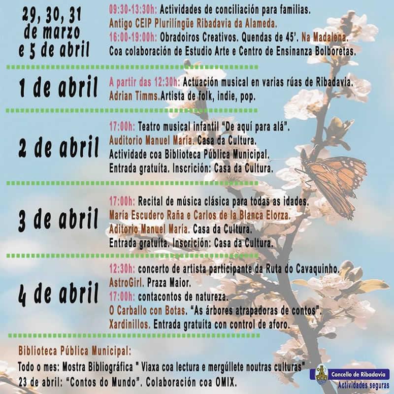 Semana Santa de Ribadavia 2021