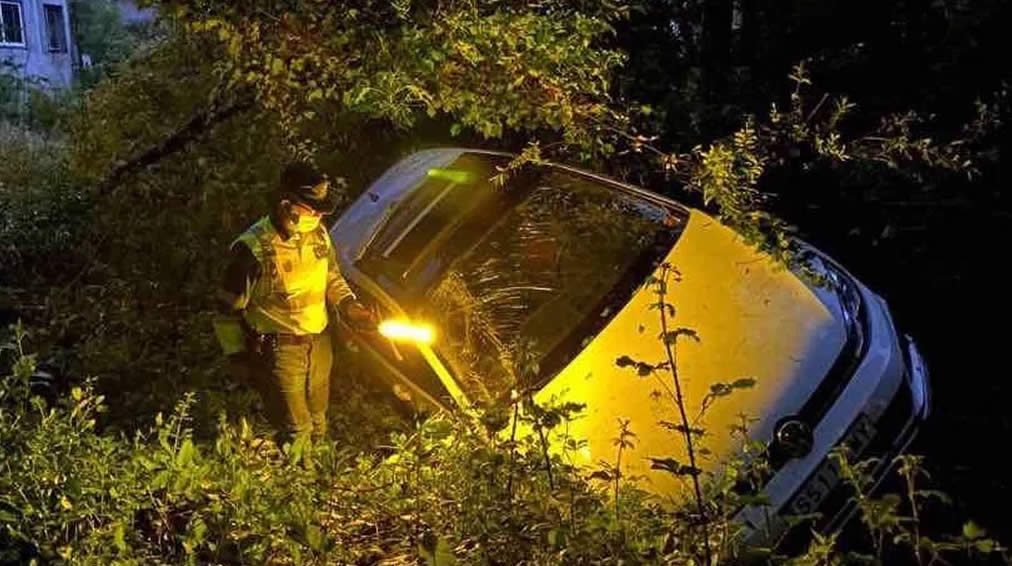Accidente de tráfico en Zaín