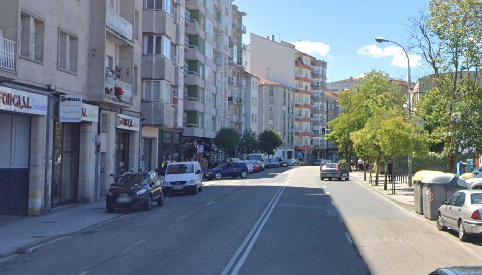 Calle Eulogio Gómez Franqueira