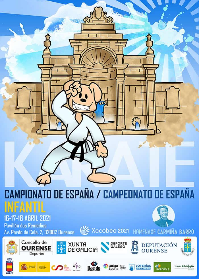 Campeonato Karate Ourense