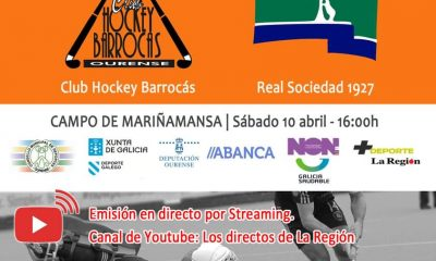 Club Hockey Barrocás vs Real Sociedad 1927