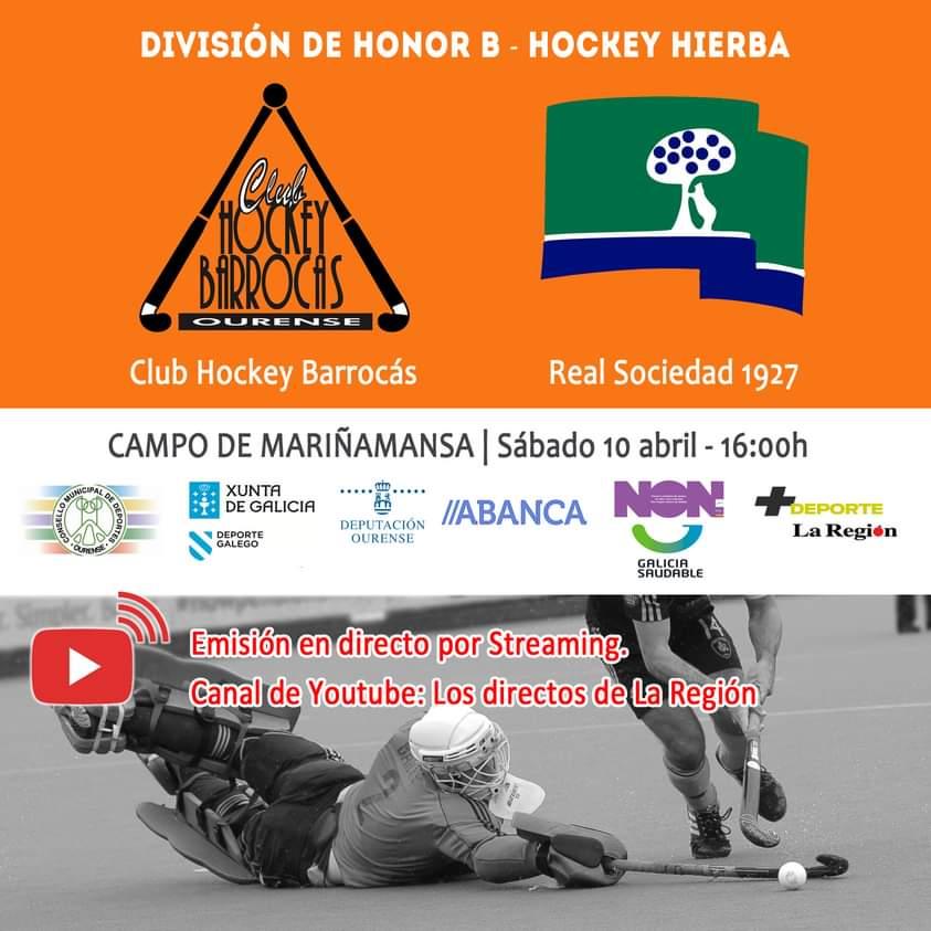 Club Hockey Barrocás vs Real Sociedad 1927