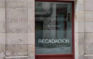 Concello de Ourense Racadación
