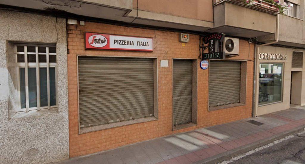 Pizzería de Verín